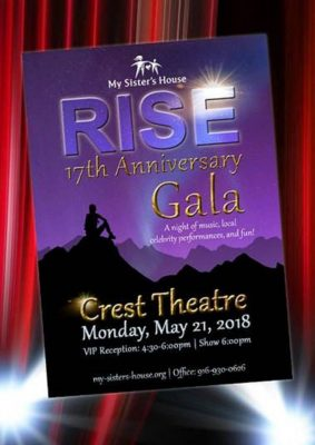 Rise: My Sister's House Gala