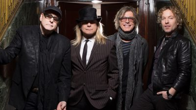Cheap Trick and Ann Wilson Of Heart