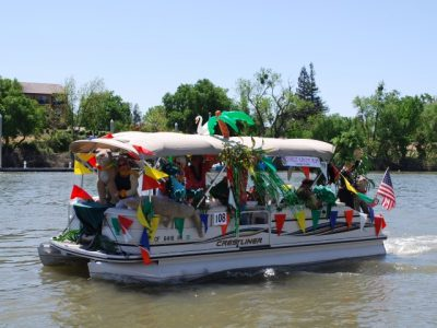 Sacramento Yacht Club 68th Annual Opening Day Boat Parade