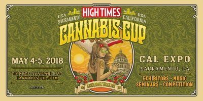 High Times Central Valley Cannabis Cup