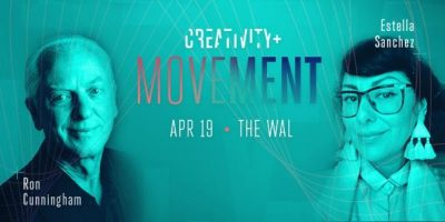 Creativity and Movement: Estella Sanchez and Ron Cunningham