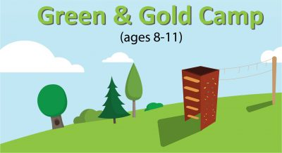 Peak Adventures Green and Gold Youth Camps