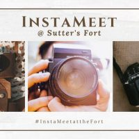 InstaMeet at the Fort (Photography Month Sacramento)