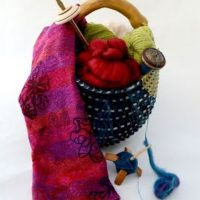 Sacramento Weavers and Spinners Guild Meeting