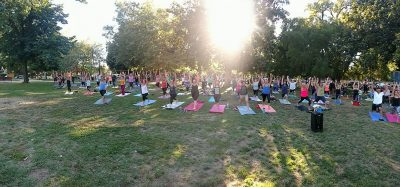 Yoga In The Park (McKinley Park)