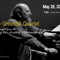 Mike Greensill Quartet