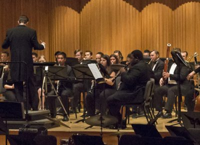 Sac State Double Concert: Concert Band and Symphonic Wind Ensemble