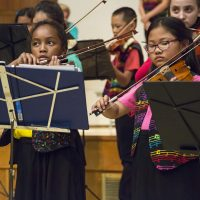 Sacramento State's String Project Concert