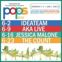 Ideateam (Pops in the Park)