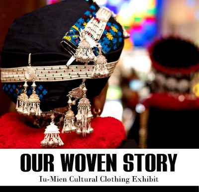 Our Woven Story: Iu-Mien Cultural Clothing Exhibit (Big Day of Giving)