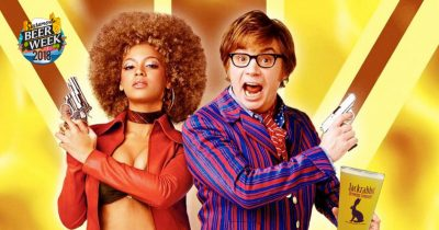 All The Gold Blonde Ale Release and Austin Powers Goldmember Movie Night (Sacramento Beer Week)