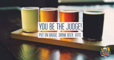 You Be The Judge (Sacramento Beer Week)