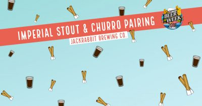 Imperial Stout and Churro Pairing (Sacramento Beer Week)