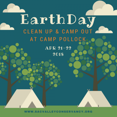 Earth Day Clean-up and Camp Out