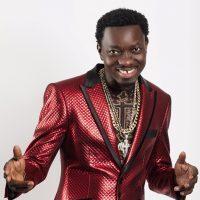 Michael Blackson: #WithAllDueRespectIHaveNoRespectTour (Cancelled)