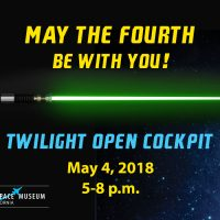 May the Fourth: Twilight Open Cockpit