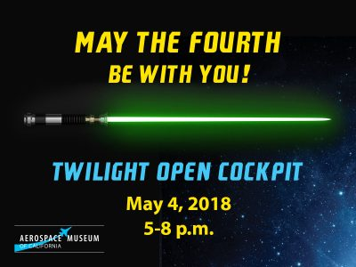 May the Fourth Twilight Open Cockpit