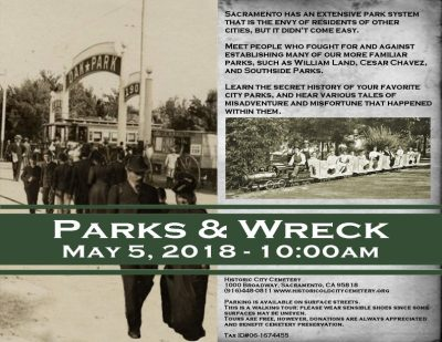 Parks and Wreck