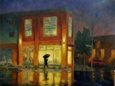 The Broadway Rain Series Opening Exhibition
