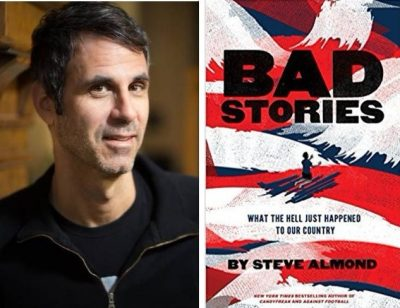 Steve Almond: Reading and Discussion from Bad Stories