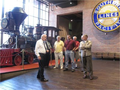 Railroad Museum Encourages Interested Volunteers to Attend Special Open House