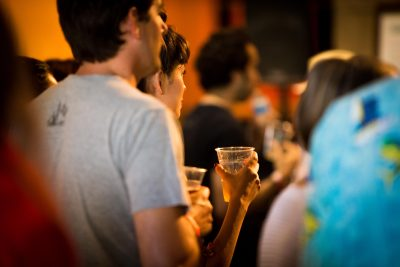 Off the Rails: Happy Hour and Trivia Night