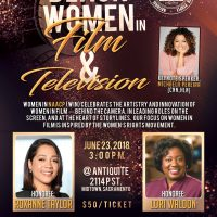 Women in NAACP Celebration of Black Women in Film and TV