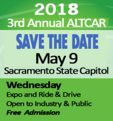 AltCar Conference, Expo and Ride and Drive