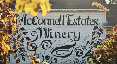McConnell Estates Winery Mother's Day Brunch