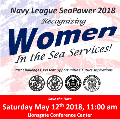 Navy League SeaPower Luncheon 2018