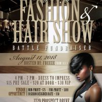 Hot August Nights Fashion and Hair Show