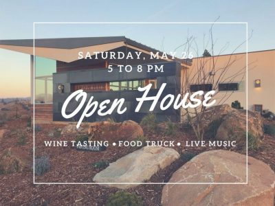 Iron Hub Winery Spring Open House