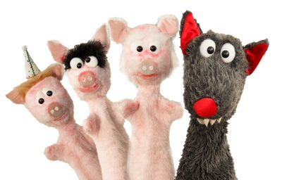Theater Show: The Three Little Pigs