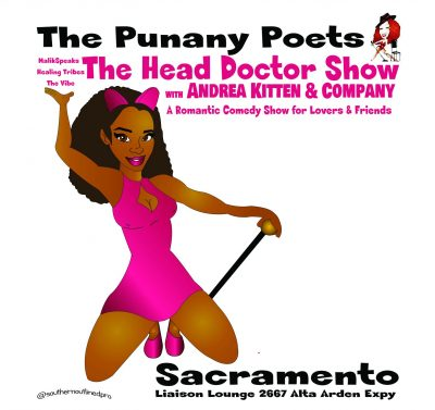 The Head Doctor Show with Andrea Kitten