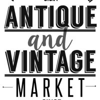 Fall Antique and Vintage Market and Mini Makers Faire
