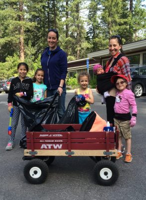 North Lake Tahoe Clean Up Day
