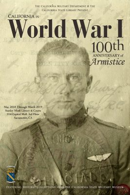 World War One Armistice Centennial Exhibit