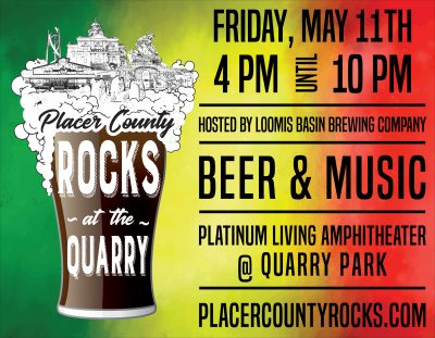 Placer County Rocks at The Quarry
