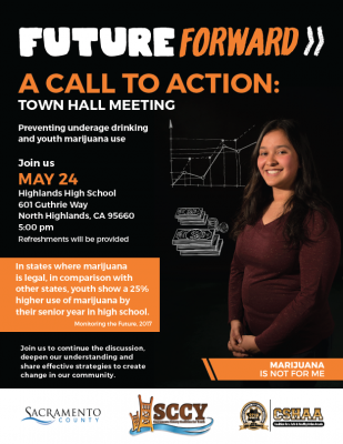 Call to Action: Marijuana Town Hall