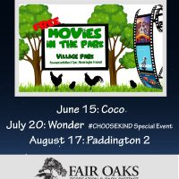 Movies in the Park: Wonder