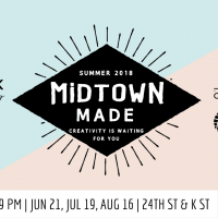 Midtown Made: Third Thursday at 24th and K
