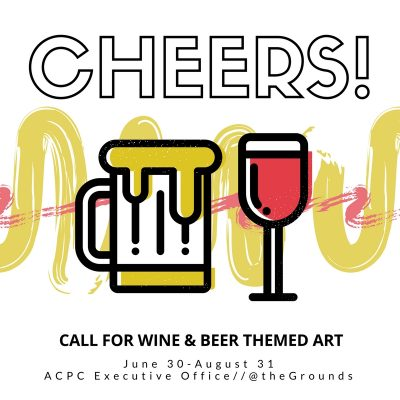 Call For Art: Cheers!