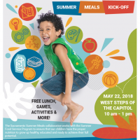 A Picnic at the Capitol: Summer Meals Kick-Off