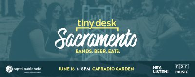 Tiny Desk Sacramento presented by Capital Public Radio
