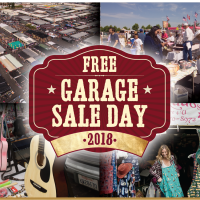 Denio's Garage Sale Day