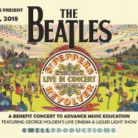 The Beatles Sgt Peppers Lonely Hearts Club Band and Revolver Live in Concert