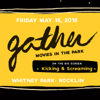 Gather: Movies in the Park (May)