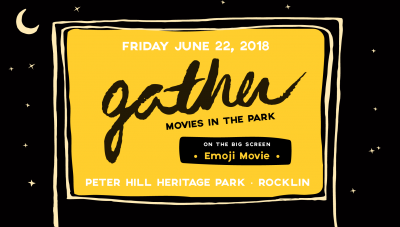 Gather: Movies in the Park (June)