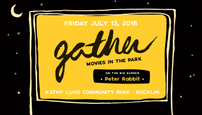 Gather: Movies in the Park (July)