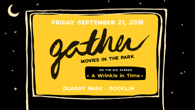 Gather: Movies in the Park (September)